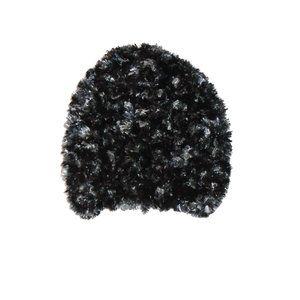 Super Soft Stretch Metallic Shimmer Beanie Hat